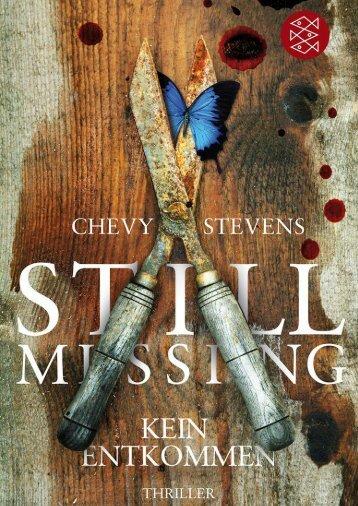 Still Missing - Kein Entkommen von Chevy Stevens