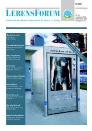 Komplette Ausgabe 64 - 4/2002 - Aktion Lebensrecht für Alle eV
