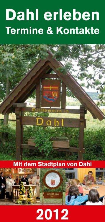 Dahl erleben - Kath. Kirchengemeinde St. Margaretha Dahl