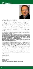Dahl erleben - Kath. Kirchengemeinde St. Margaretha Dahl - Seite 2