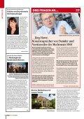 Zwischen Honorarzahlung und Elterngeld - DJV Hamburg - Page 6