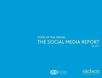 THE SOCIAL MEDIA REPORT - Nielsen