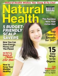Natural Health Jan 2017