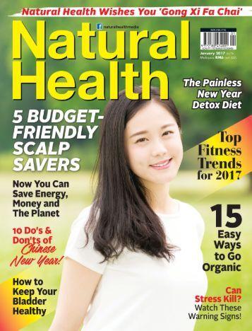 Natural Health Jan 2017