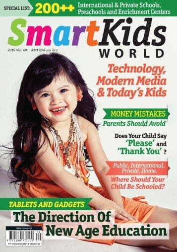 SmartKids World - English