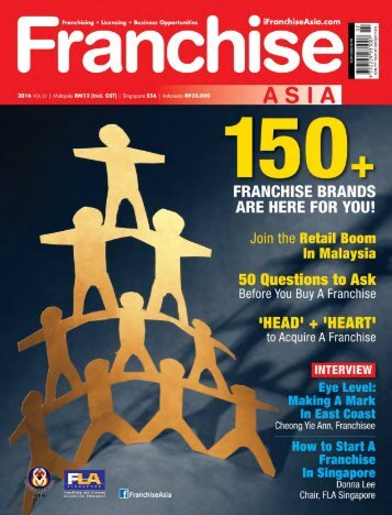 FRANCHISE ASIA JULY 2016