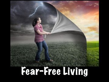 Fear-Free Living