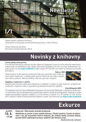 Novinky z Moravské zemské knihovny