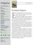 Revista de viajes Magellan - Febrero 2017 - Page 2