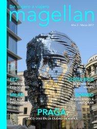 Revista de viajes Magellan - Marzo 2017
