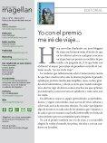 Revista de viajes Magellan - Marzo 2017 - Page 2