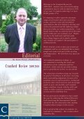 Cranford Review 2009-2010 (Annual edition 2010) - Page 2