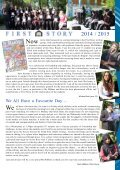 Cranford Review 2014-2015 (Annual edition 2015) - Page 5