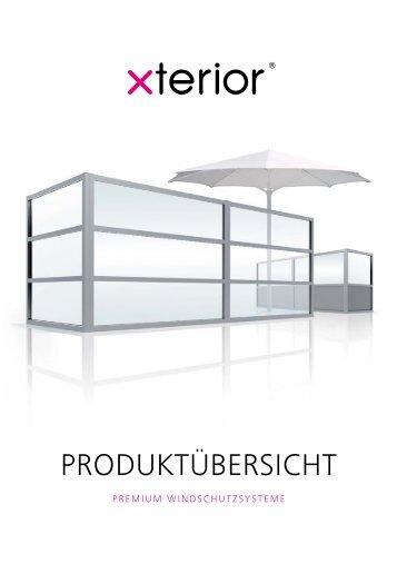 Xterior Windschutz 2017