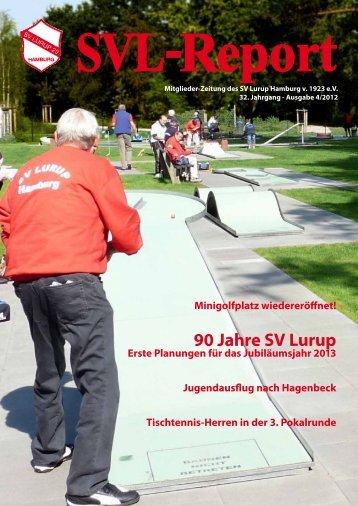 SVL Report - SV Lurup