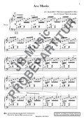 Ave Maria (Joh. Seb. Bach / Charles Gounod) - Seite 3