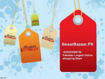 Itwaar Bazaar Pakistan Online Shopping Store