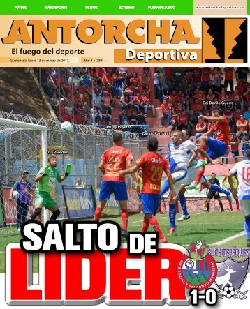 Antorcha Deportiva 255