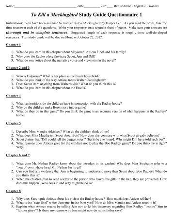 to kill a mockingbird bahasa indonesia pdf