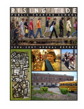 Rising Tide Charter School Annual Report 2006-2007