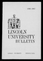 r EL - Lincoln University