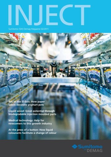 IML at the El-Exis: How paper labels decorate ... - Sumitomo (SHI)