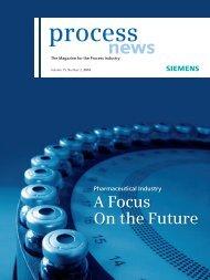 Process News 2/2010 english - Siemens