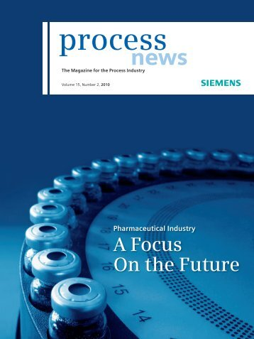 Process News 2/2010 english - Siemens