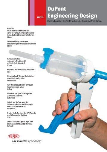 DuPont Engineering Design Electronic Magazine 2007/1