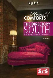 THE DIRECTORY - Home & Comforts