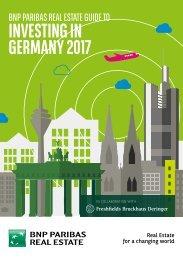 INVESTING IN GERMANY 2017