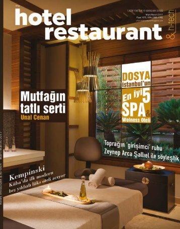 Hotel Restaurant  Magazine Mart'17