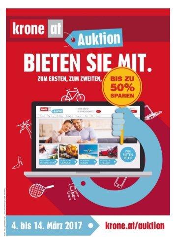Online Auktion 2017-04-03