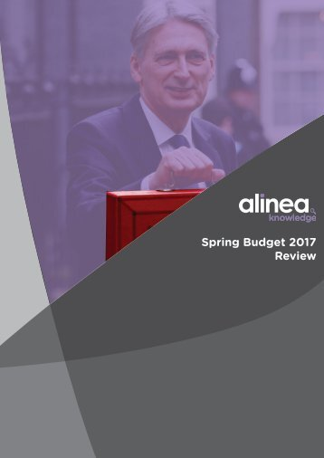 Spring Budget 2017 Review