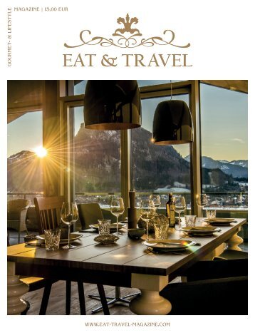 Eat&Travel Magazine Autumn 2016