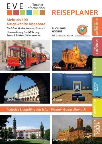 EVE Touristik Reiseplaner 2015