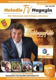 Melodie TV Magazin 03 04 2017 40-seiter