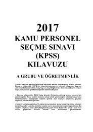 Kilavuz 18042017