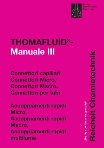 RCT Reichelt Chemietechnik GmbH + Co. - Thomafluid III (IT)