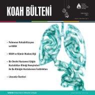 KOAH Bülteni 2013 Sayı 3