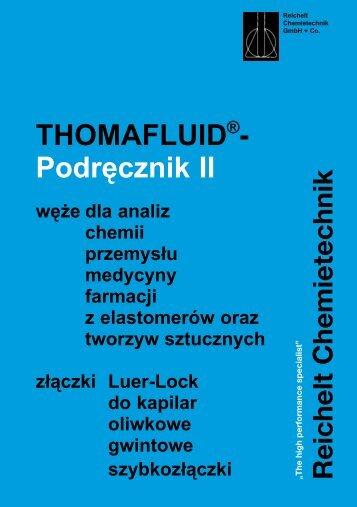 RCT Reichelt Chemietechnik GmbH + Co. - Thomafluid II (PL)