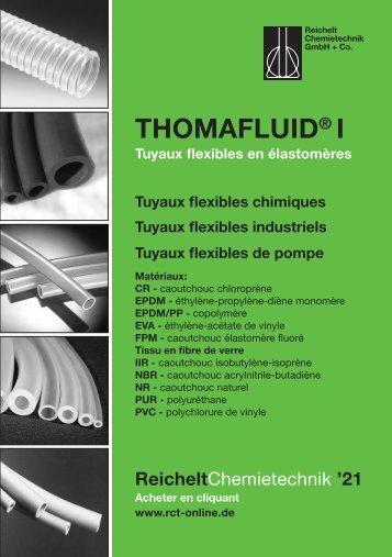 RCT Reichelt Chemietechnik GmbH + Co. - Thomafluid I (FR)