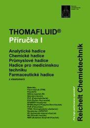 RCT Reichelt Chemietechnik GmbH + Co. - Thomafluid I (CZ)