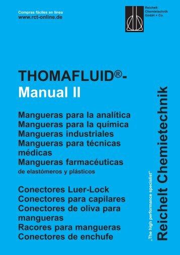 RCT Reichelt Chemietechnik GmbH + Co. - Thomafluid II (ES)