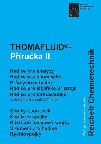 RCT Reichelt Chemietechnik GmbH + Co. - Thomafluid II (CZ)