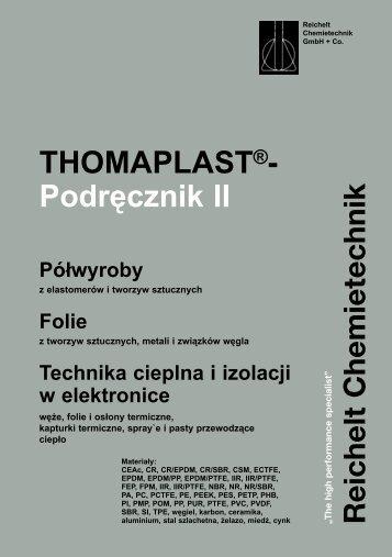 RCT Reichelt Chemietechnik GmbH + Co. - Thomaplast II (PL)