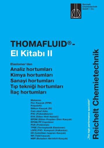 RCT Reichelt Chemietechnik GmbH + Co. - Thomafluid II (TR)