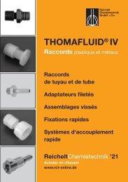 RCT Reichelt Chemietechnik GmbH + Co. - Thomafluid IV (FR)