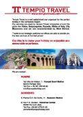 Tempio Travel  Brochure 2017 - Page 2