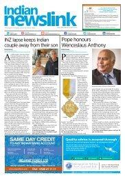 Indian Newslink March 15, 2017 Digital Edition